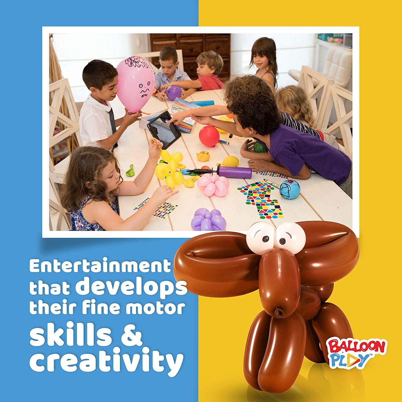 BalloonPlay children