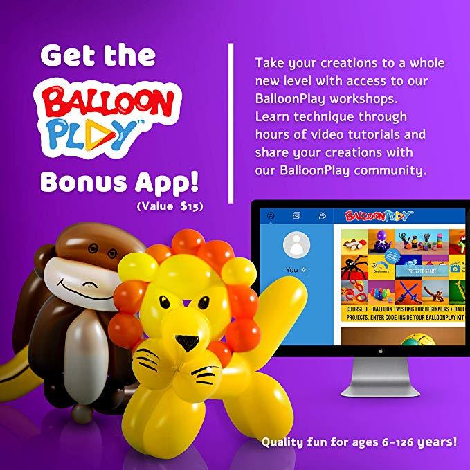 BalloonPlay app