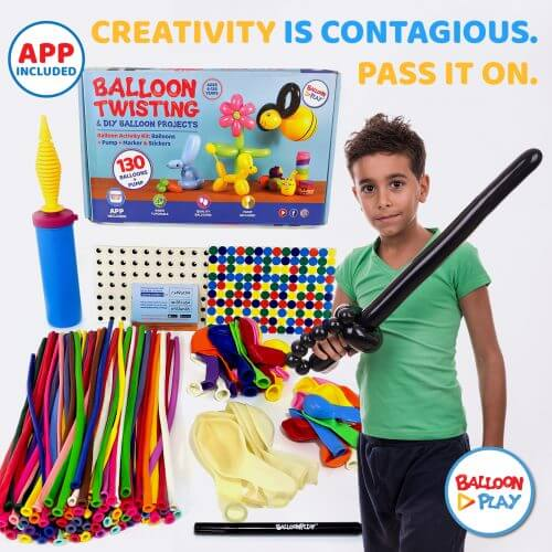 Balloon Animals Kit all age