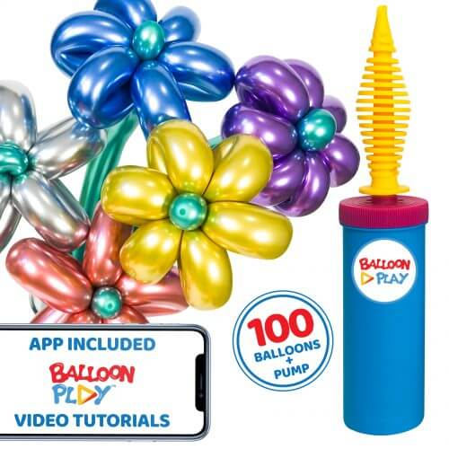 BalloonPlay Kit-pump