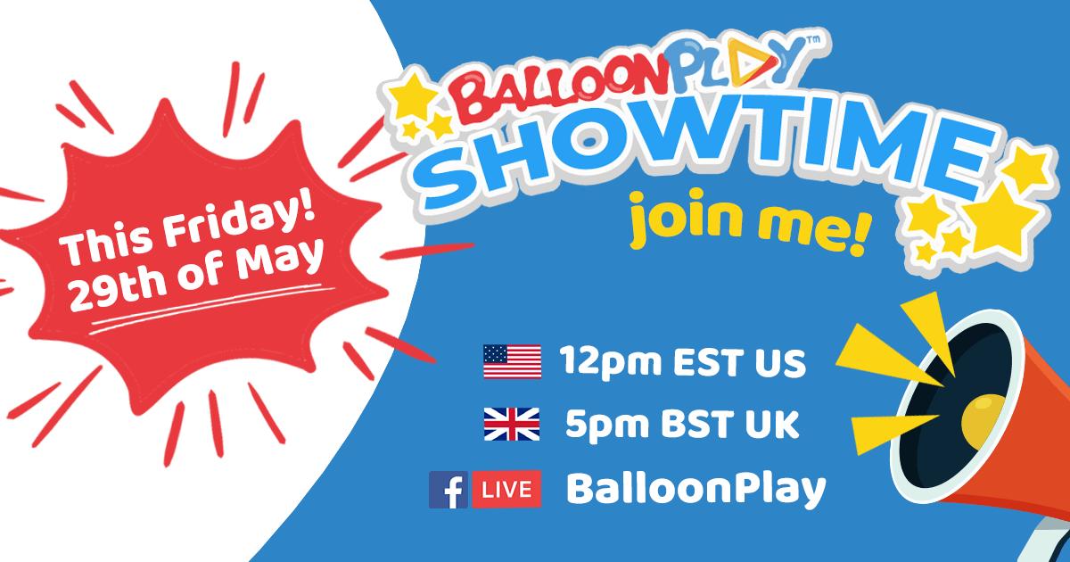 balloonplay balloon animal kit balloon show